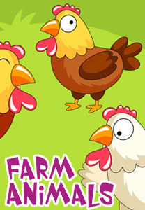 Farm Themed Worksheets and Activities