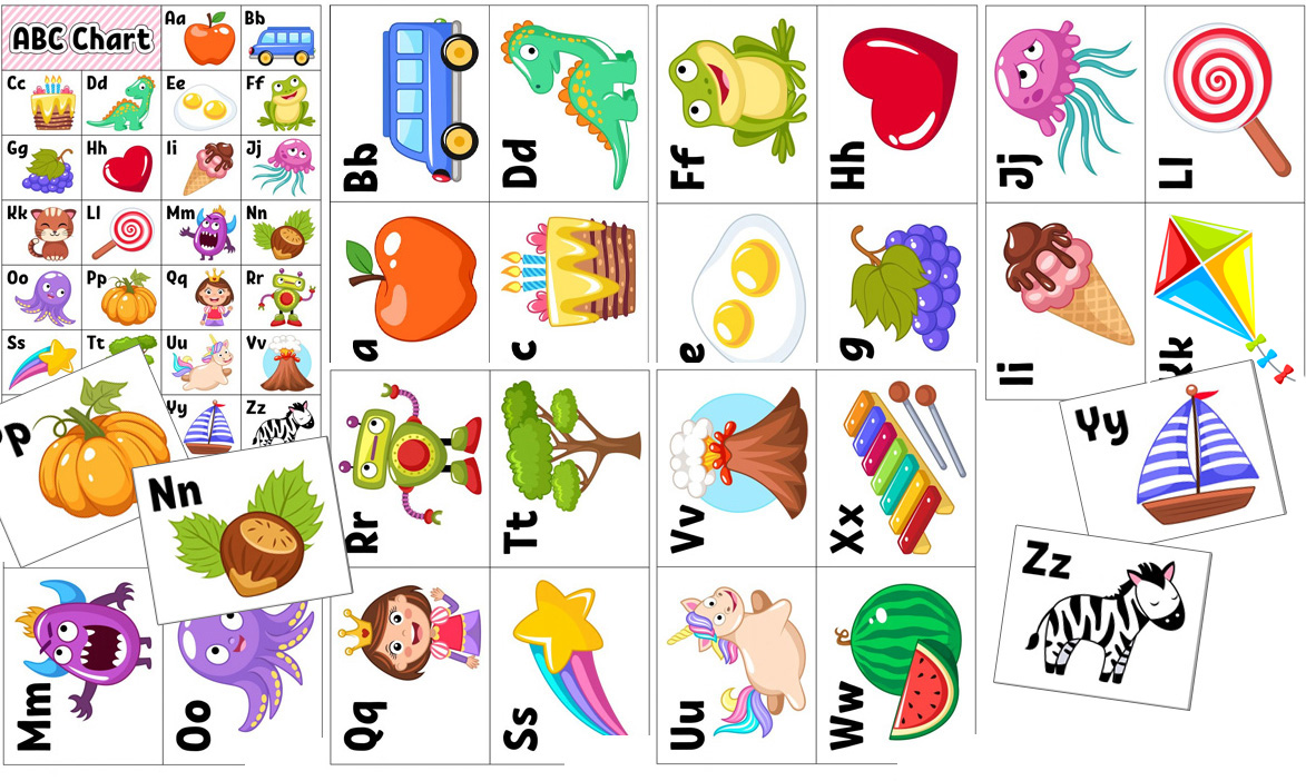 Abc Chart And Flash Cards Buylapbook Collection by asha • last updated 3 days ago. abc chart and flash cards