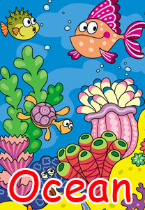 ocean theme for kids