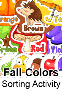 collor game worksheets
