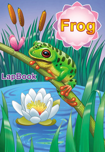 frog lapbook